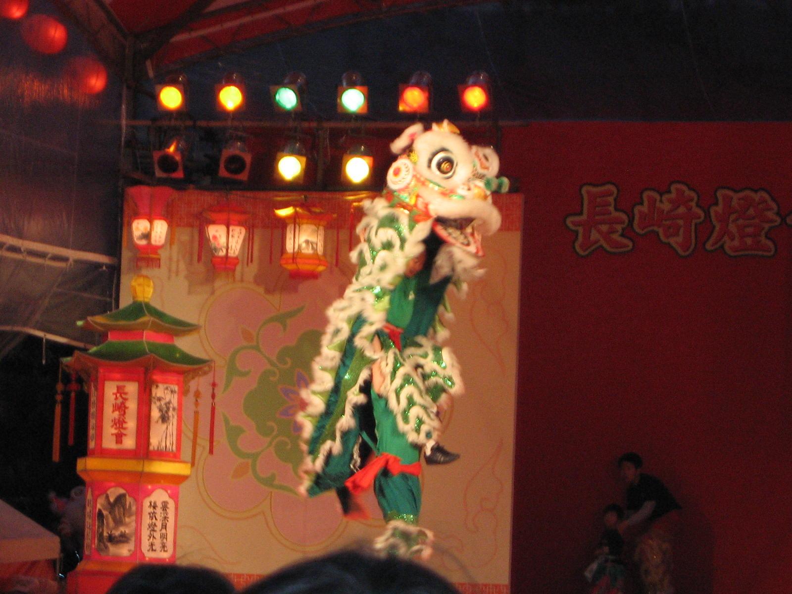 中国獅子舞3