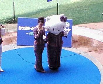 シンガポール航空キティちゃん