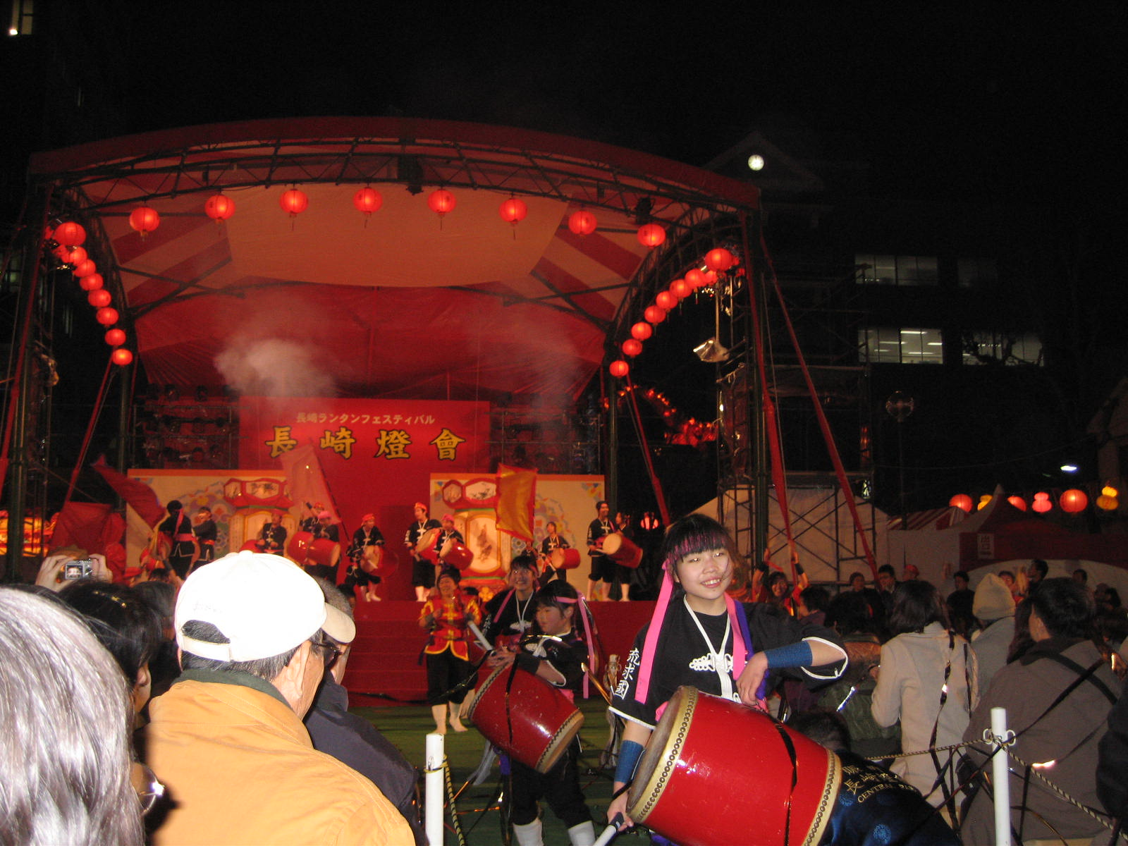 琉球国祭り太鼓エイサー